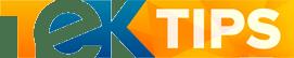 TEK Tips logo